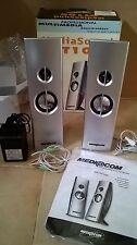 CASSE AUDIO PC MEDIACOM MEDIASOUND DT100