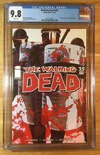 Walking Dead 25, CGC 9.8, graded NM/MT