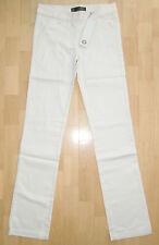 ADIDAS Damenhose SLVR Beige Weiß Gr. XS W29 L32 *NEU*mit Etikett*