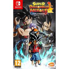 Nintendo Switch Super Dragon Ball Heroes Videogame-Importado Região Livre