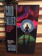 Cold Allies by Patricia Anthony, PB, 1994