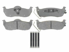 For 2006-2010 Jeep Commander Brake Pad Set Rear AC Delco 98741XJ 2007 2008 2009