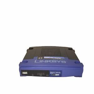 Cisco Linksys BEFSR41 Ethernet Cable Modem DSL High Speed Internet Router