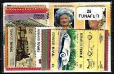 Funafuti - Tuvalu 25 timbres différents