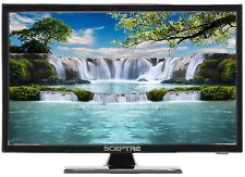 "Flat Screen TV Sceptre 19"" Class HD (720P) LED Television 60hz w/ Remote"