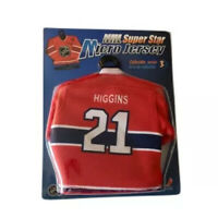 Montreal Canadien NHL Chris Higgins Jersey Collectable Hockey Micro Jersey 21