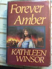 FOREVER AMBER, Kathleen Winsor ~ 1944 ~ 1st Ed/1st Printing