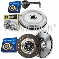 SACHS CLUTCH KIT AND LUK DMF AND SACHS CSC FOR VW GOLF HATCHBACK 2.8 V6 4MOTION
