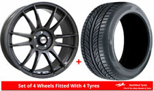 Fiesta Calibre Wheels with Tyres 4 Number of Studs