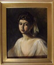 Classical Images / Caravaggio Series - Original Oil Painting+Frame by Oleg Levin
