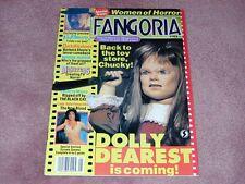FANGORIA # 102, Dolly Dearest, Dark Shadows, Barbara Steele FREE SHIPPING in USA