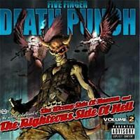 FIVE FINGER DEATH PUNCH The Wrong Side Of Heaven Volume 2 CD BRAND NEW