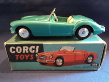 Corgi 1950's MGA Sports Car No: 302 MINT Ex Shop Stock