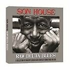 SON HOUSE - RAW DELTA BLUES - THE BEST OF THE BOTTLENECK BLUES 2 CD NEW SEALED