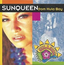 Hula Girl ‎– Sunqueen From Hula Bay   cd single in cardboard