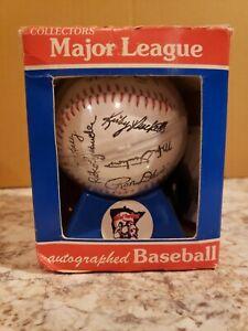 Autographed Baseball Co. MLB 1985 Minnesota Twins  Baseball