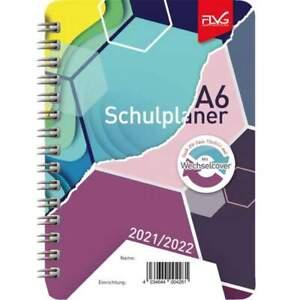 FLVG Gymnasial-, Schul- und Studienplaner A6, 2021/2022