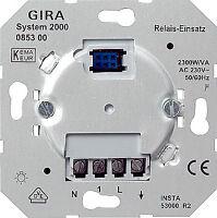 Gira Relaiseinsatz 085300 System 2000