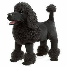 Folkmanis Handpuppe Hund Pudel