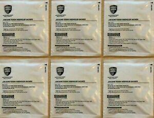 Job Done Bayer Super Strength Tough Weedkiller 6 Sachets Strong Weed Killer