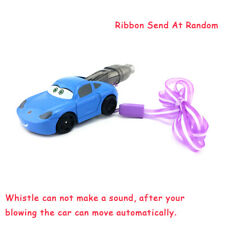 Disney Pixar Cars 3 Sally Whistle With Colorful Ribbon Kids Diecast Toy Boy Gift