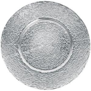 Under Plate Glass Plate, 6 Piece, Plain