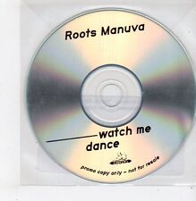 (FF200) Roots Manuva, Watch Me Dance - DJ CD