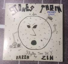 STONES THROW IN SPACE - RHYTHM TRAX VOL. 3 - BARON ZEN - CD - VHTF