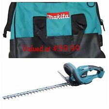 MAKITA 18V LXT Li-ion HEDGE TRIMMER Skin DUH523Z New Model With Tool Bag