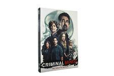 Criminal Minds Season 12 (DVD, 5-Discs ) Free shipping