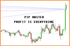 Pip Master EA currency trading strategy profitable Forex trading system