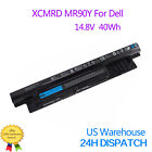 40WH Genuine Battery for Dell Inspiron 3421 5421 15-3521 5521 3721 MR90Y XCMRD