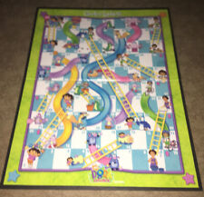 CHUTES AND LADDERS Game Replacement Piece DORA The Explorer Edition BOARD ONLY