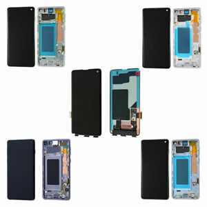 OLED Display LCD Screen For Samsung Galaxy Note 8 9 20 S8 S10 S21 5G Plus Ultra