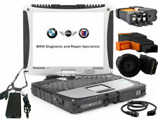 Bmw cars ICOM diagnostic, coding, programming Dealer level laptop Toughbook