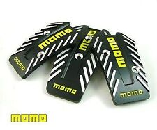 Latest 2011 MOMO Nero MT Racing Sport Pedal Pad Cover