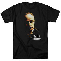 Godfather Movie DON VITO Picture Licensed Adult T-Shirt All Sizes