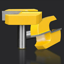 1/2 Inch Shank Bottom Cleaning Router Bit Woodworking Mill Cutter saq hht