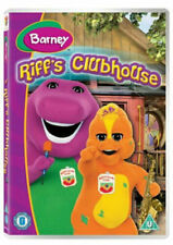 Barney Riff's Clubhouse DVD Tv Show gift Idea OFFICIAL Kids Childrens Family