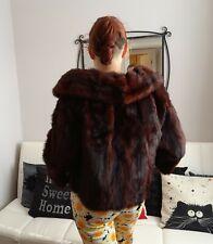 VINTAGE Mink Fur Jacket