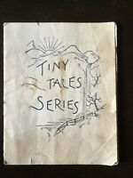 Tiny Tales Series, Boggs &Buhl Giveaway,Allegheny, Pa Illustrations on wood