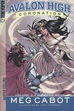 Hunter's Moon - Avalon High Coronation #3 by Meg Cabot SC new manga