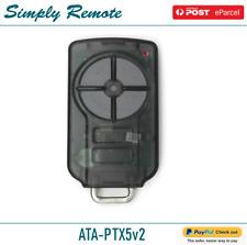 Garage Door Remote Control ATA PTX-5 PTX5v2 TrioCode 128 - Replacement Options!