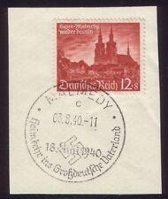 Fancy Cancel Military, War European Stamps