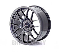 "XXR 530 18"" x 8.75J ET33 5x100 5x114 CHROME BLACK WIDE RIMS ALLOYS WHEELS Z2979"