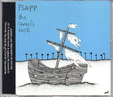 PSAPP - THE CAMEL'S BACK (2009) ADV US PROMO CD *RARE