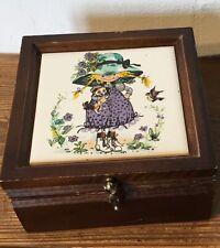 vintage music juwelry box