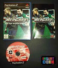 JUEGO REDCARD PLAYSTATION 2 PAL ESPAÑA   PS1 PS2 PS3