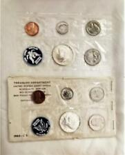 Two (2) 1965 U.S. Mint Special Mint Sets 10 Coins  Free USA Shipping