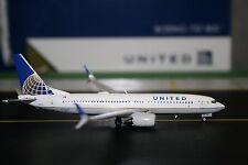 Gemini Jets 1:400 United Airlines Boeing 737-800 N76529 'Scimitar' (GJUAL1427)
